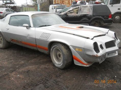 1979 camaro parts purchase new 1979 chevrolet z28 camaro parts car in