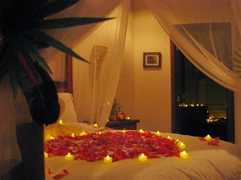 wedding night romance in bed romantic bedroom decoration ideas for wedding night