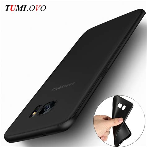 ultra thin black scrub matte soft silicon tpu for