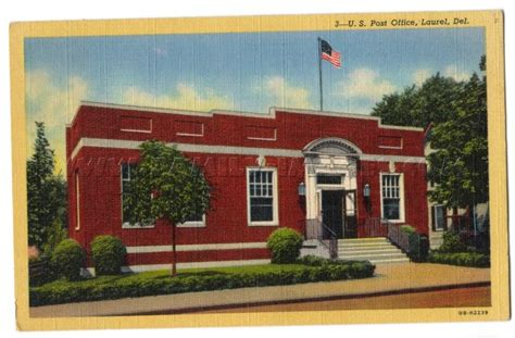 Laurel Post Office Hours family images historical homepage delaware page