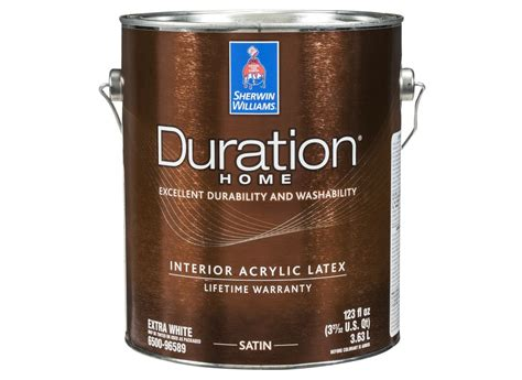 sherwin williams duration home paint consumer reports