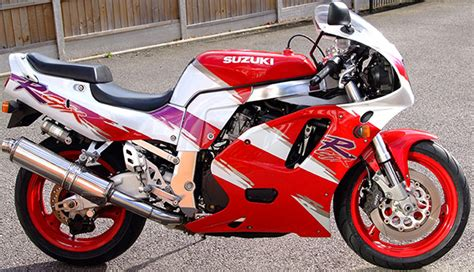 Suzuki 750 Gsxr 1993 Suzuki And Ducati Motorcycles Restored