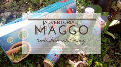 Obat Maag Herbal Maggo tuntaskan maag dengan maggo seuramoe liza
