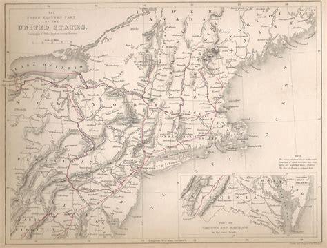 united states map 1840 1840 s pennsylvania maps