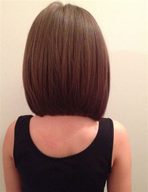 One Length Hairstyles by 21 Best One Length Hair Cuts Images On Hair