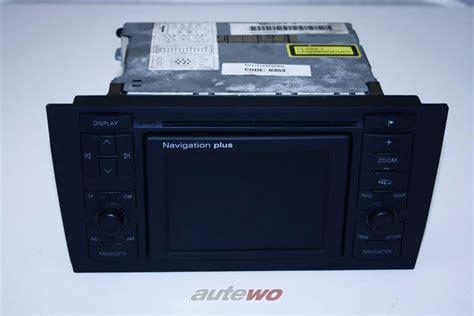 Audi Code Eingeben by Audi A6 4b Radio Navigation Plus Code Anleitung