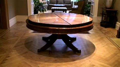 expandable  dining table youtube
