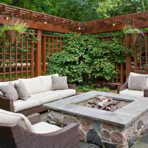 Small Backyard Privacy Ideas Privacy Backyard Design Pictures Remodel Decor And Ideas Page 3 Ikea Decora