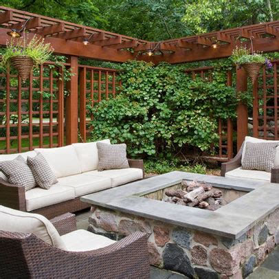 backyard privacy wall privacy backyard design pictures remodel decor and