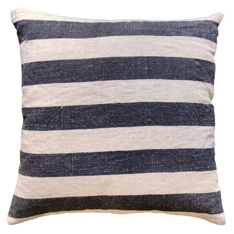 Sugarboo Designs Pillows by Temporarily Out Of Stock 24 Quot X 24 Quot Black Stripes Pillow