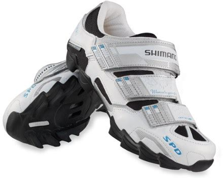 rei mountain bike shoes shimano wm60 mountain bike shoes s at rei