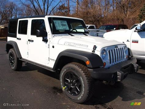 white jeep rubicon jeep rubicon white 2013 imgkid com the image kid