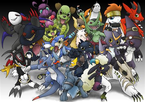 Guess Dynamon dwc competitors by trainer48 on deviantart