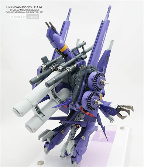 Hg 1 144 Base Jabber Original New Made In Bandai 1 144 unknown bogey f a m armour messala messala