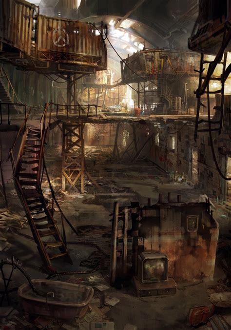 Apocalypse Room by Postapocalypse By Jonone On Deviantart