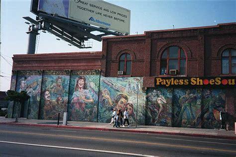 Music Wall Murals el corrido de boyle heights mural