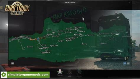 download game ets2 mod indonesia ets2 jowo map v7 2 indonesian map simulator games