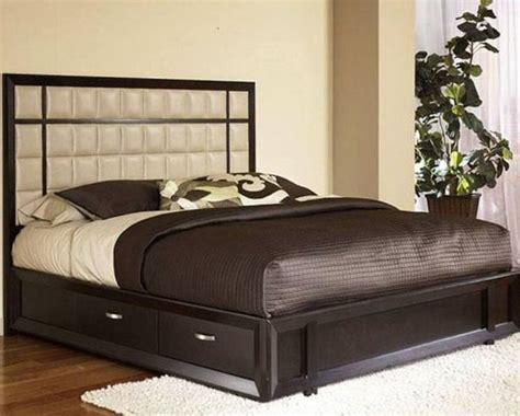 storage beds queen size with drawers 15 current designs of queen size bed frame with drawers