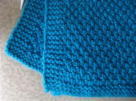 knit moss stitch moss stitch afghan pattern