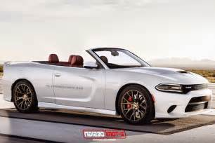 2016 dodge concept cars representing new charger