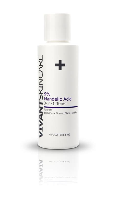 Alana Skin Care Vivant Skincare 9 Mandelic Acid 3 In 1 Toner