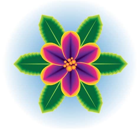 tutorial illustrator flower create a one stroke tropical flower using adobe