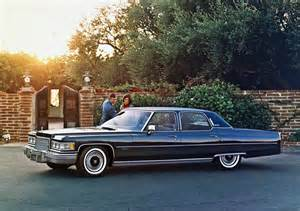 Cadillac Fleetwood 1976 1976 Cadillac Fleetwood Classic Cars Today