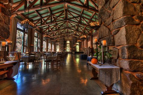 Ahwahnee Hotel Dining Room hdr gemprophoto
