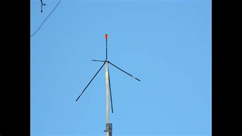 diy scanner antenna made from arrows