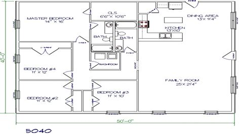 30x40 house floor plans barndominium floor plans 30x40 barndominium floor plans