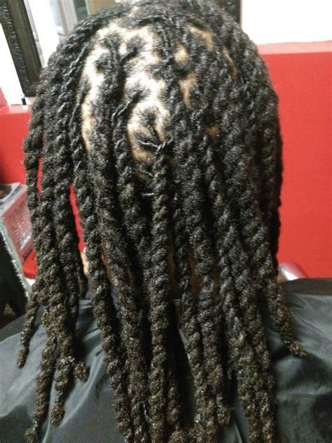 loc styles  men  strand twists hair twist styles