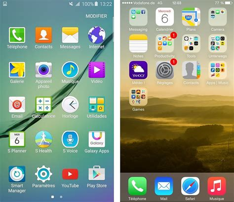 application android android est il meilleur que l iphone et ios androidpit