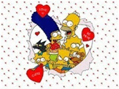 s day cards simpsons valentines day cards choo