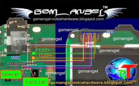 genius flasher nokia   display problem jumper solution