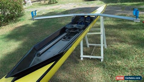single scull boat empacher single scull for sale in australia