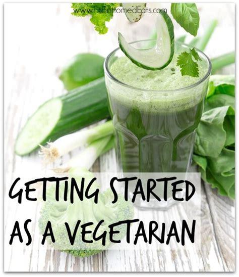V Green V02 1 getting started as a vegetarian