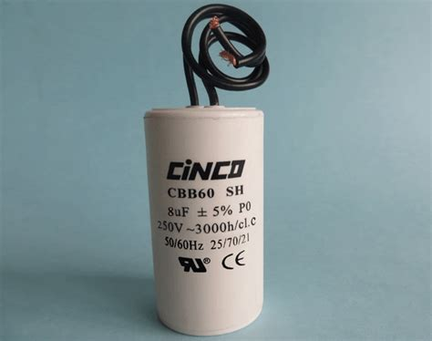 where to buy ac run capacitors 8mf 250v cbb60b cable ac motor run capacitor cinco capacitor china ac capacitors