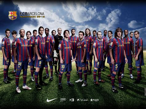 cool images fc barcelona team wallpapers