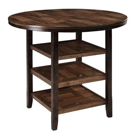 moriann counter height dining room table from