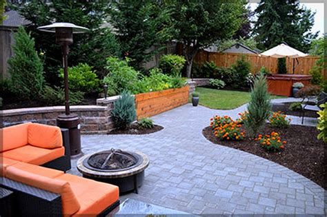 backyard layout ideas the three top ways to have the most appropriate backyard