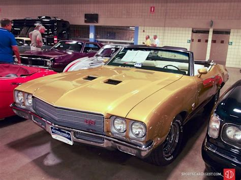 Buick Gs 455 Convertible Auctions America Fort Lauderdale 2016 Auction Report