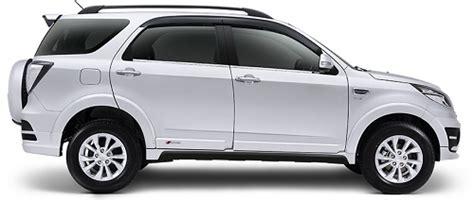 Kas Rem Mobil Daihatsu Terios harga daihatsu terios dan spesifikasi april 2018