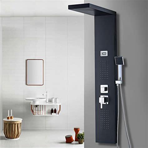 colonne idromassaggio per doccia auralum 174 colonna doccia idromassaggio miscelatori per