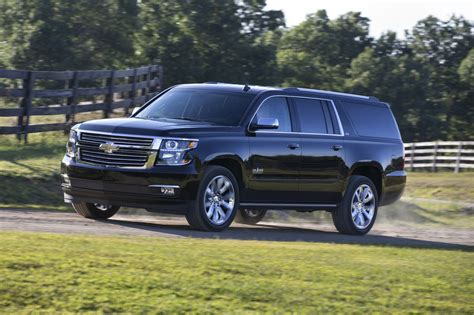 chevrolet suburban 2015 chevrolet suburban gm authority
