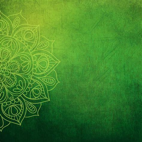 wallpaper bunga hijau gambar ilustrasi gratis latar belakang hijau kuning gambar