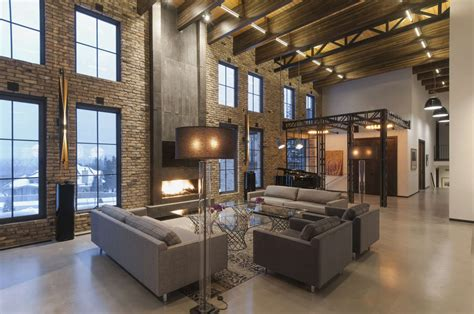 industrial home design uk wear it like mcqueen open house friday 2 20 edition industrial loft design in the coutryside