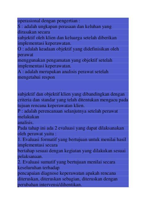 format laporan asuhan keperawatan laporan pendahuluan asuhan keperawatan ibu dengan post