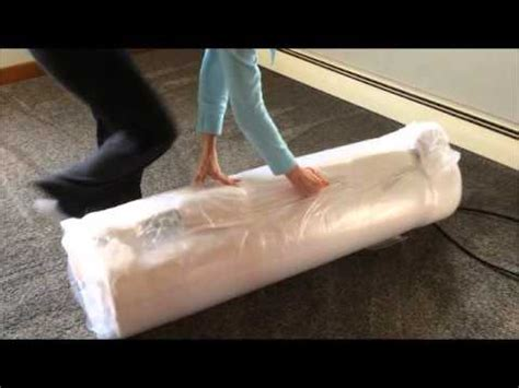 Mattress In A Box Review by Lucid 10 Quot Dual Layered Memory Foam Mattress In A Box