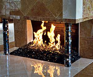 glass rocks for gas fireplace firecrystals glass fireplace pit rocks