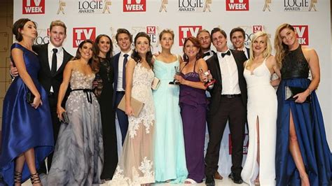 cast in home and away 2015 nadia bartel lowdown on logies red carpet high fashion